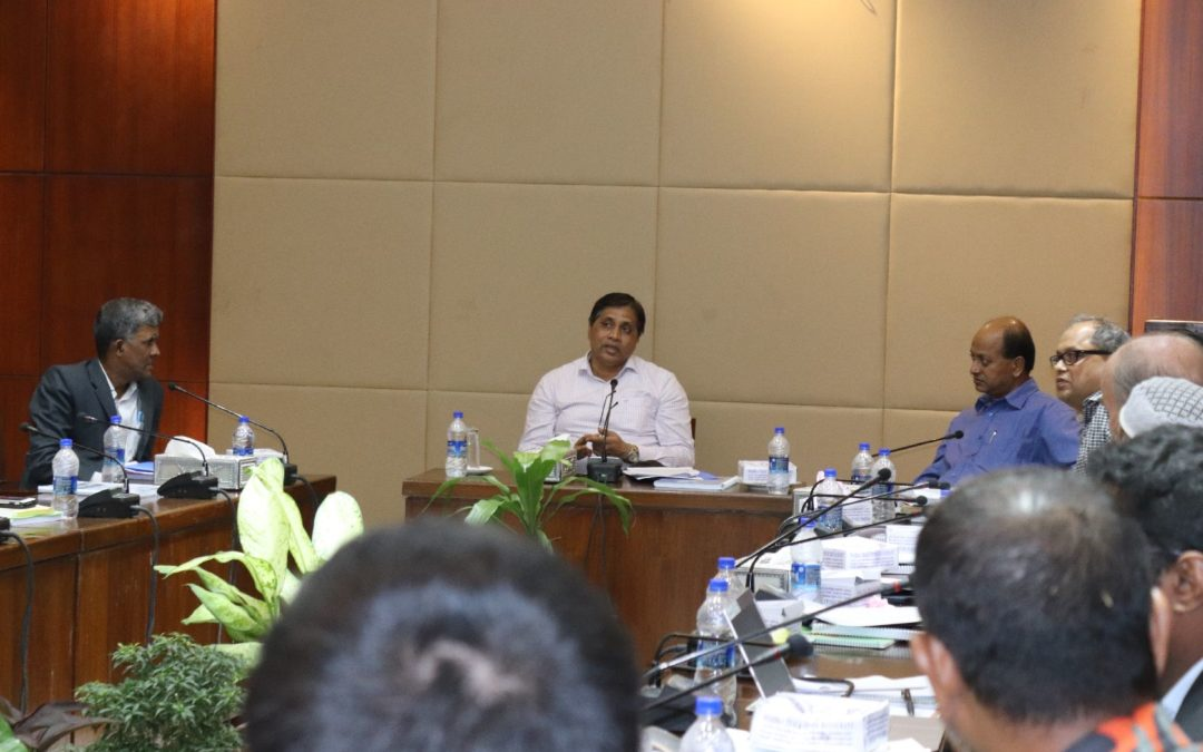 10th Project Steering Committee (PSC) Meeting of URP
