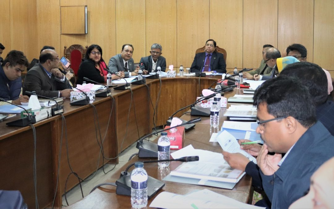 11th Project Steering Committee (PSC) Meeting of URP